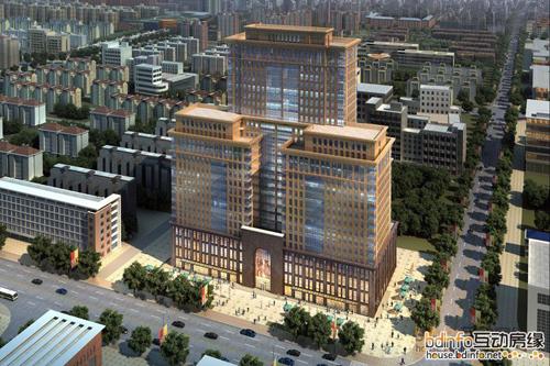 康泰国际——开启保定专业化办公新时代