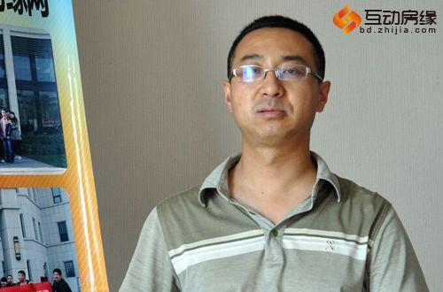 """刘立鸿:保定楼市上半年量价齐升 """"区域中心城市""""下保定前景斐然"""