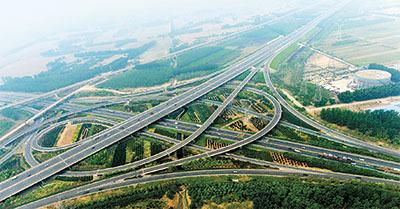 京津冀三条高速国道将连通 道路接线位置已确定
