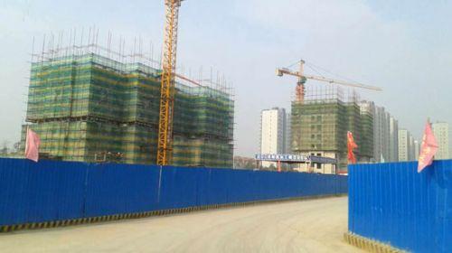 沧兴一品低密住宅即将亮相 部分住宅主体封顶