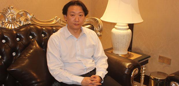 豪华品质生活与龙湖公馆同在 专访龙湖公馆项目总监刘鹤楠