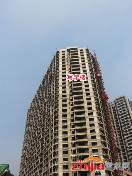 宝盛·花语城1号楼写字楼 现内部隔断已完成