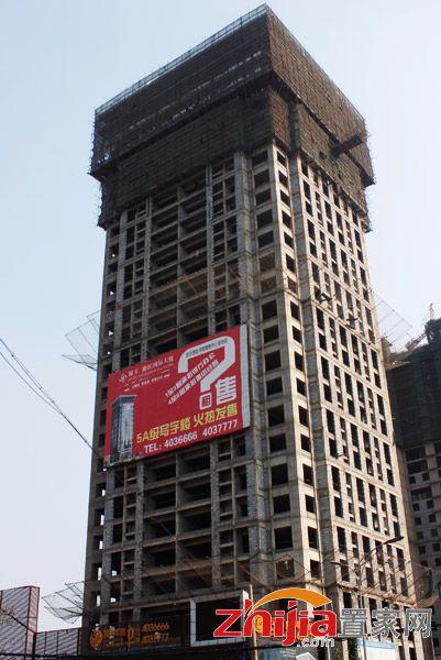 鑫旺国际大厦正在进行内分割 明年初可交房