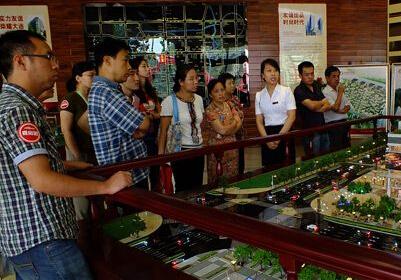 9月15日置家网千人看房团之人民路线