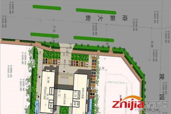 大厦平面设计图
