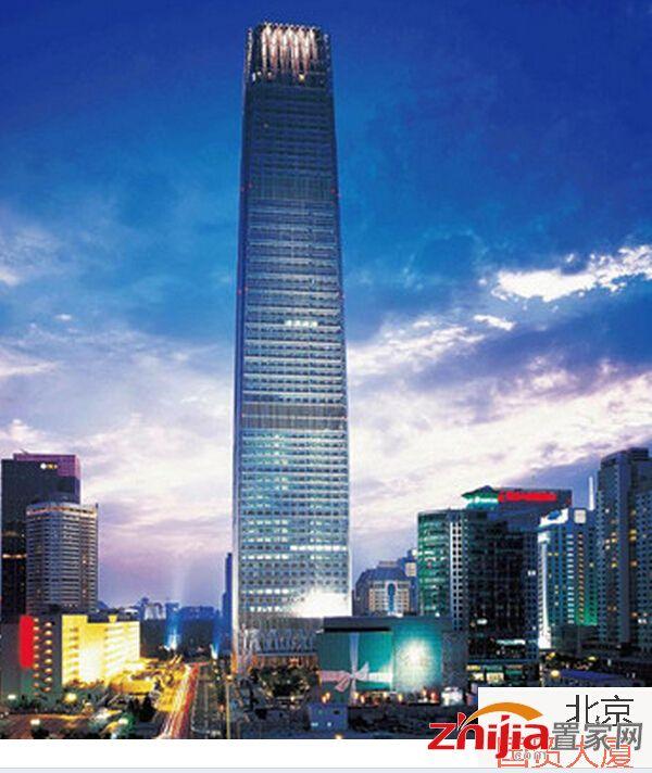 北京国贸大厦广州·国际金融中心浦发银行,四季酒店