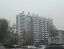 聚贤名苑1#楼基本完工 2#楼正粉刷外立面