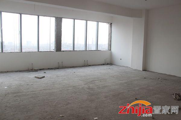 宝利大厦施工进展神速 写字楼内部装修即将完工
