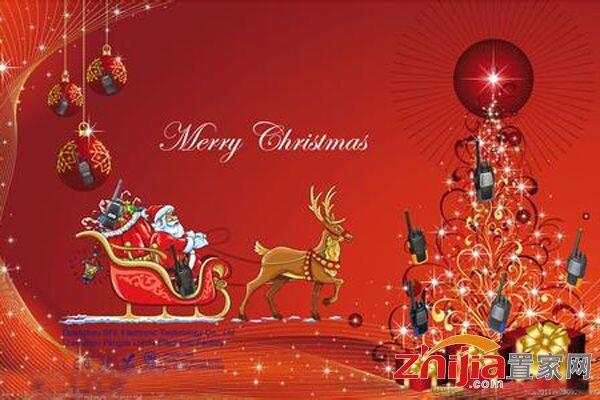 西方的圣诞狂欢节 东土的年末空前钜惠季