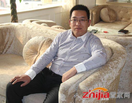 宁静致远 实力雄厚 专访万达公馆营销副总杨志法