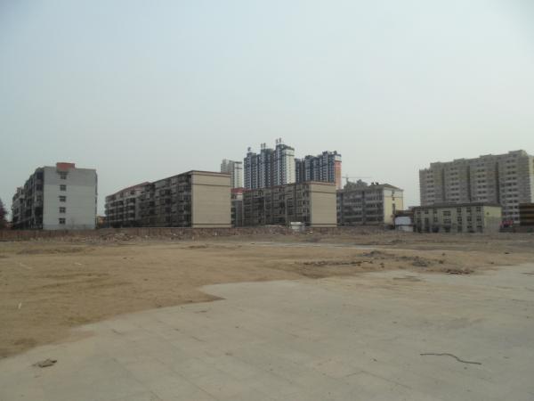大友时代广场城市综合体典范之作 项目工地已平整 春节后即将动工建设