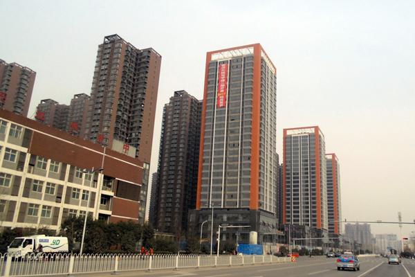 安居东城写字楼尾盘在售 目前现房热销