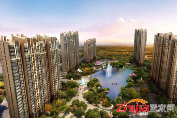 美的城 邯郸百万级生态大盘为地产王者加冕