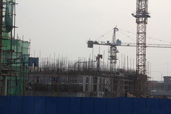 百家新城尚座二期最高出地面二层 预计7月开盘