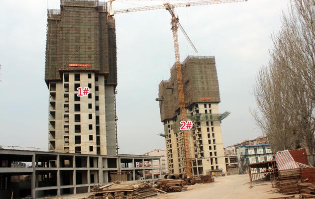 亿顺博奥大厦住宅盖至20层