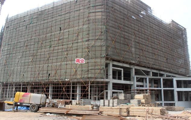 亿顺博奥大厦商业盖至7层