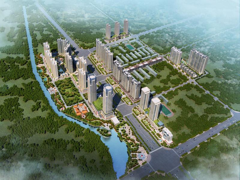 百家新城·尚座二期