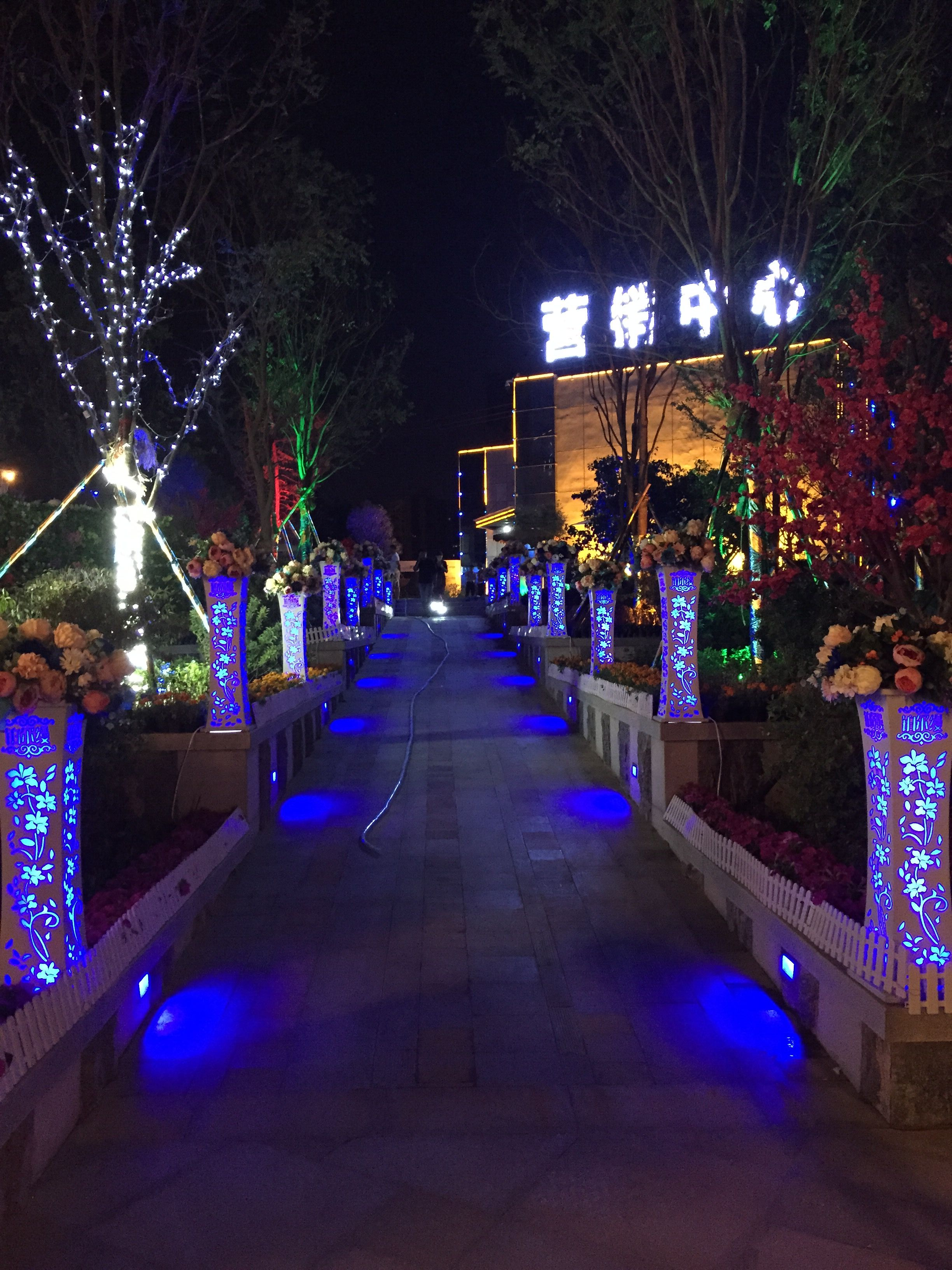 铂尔缦国际公馆 去那买房感受最迷人夜色