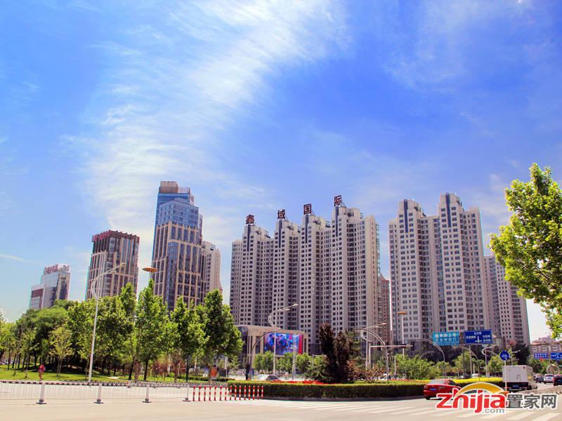 鑫域国际:缔造邯郸多项第一  领跑高端住宅市场