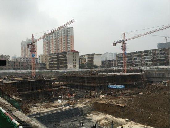 米兰国际又有工程动态更新啦!快跟着小米的镜头来看看吧!