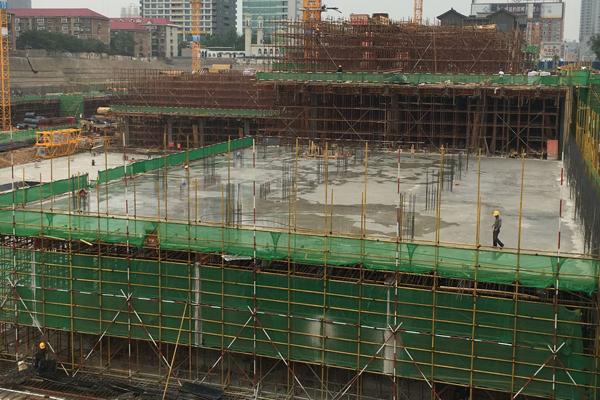 串城街·勒泰城最新工程播报,施工现场火热!