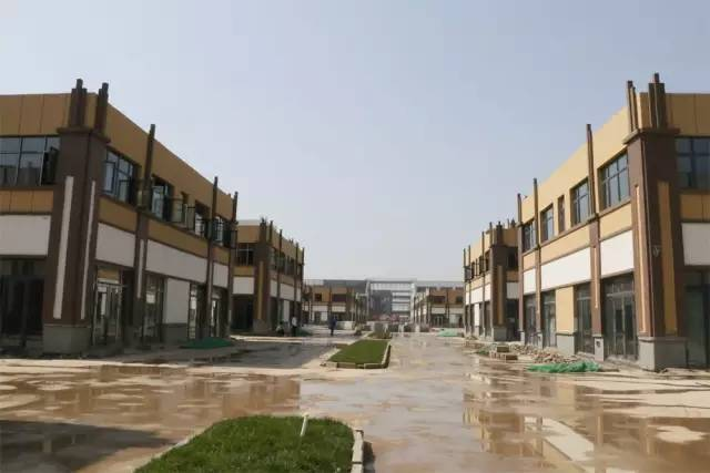 华耀城精品市场6月第二周工程播报