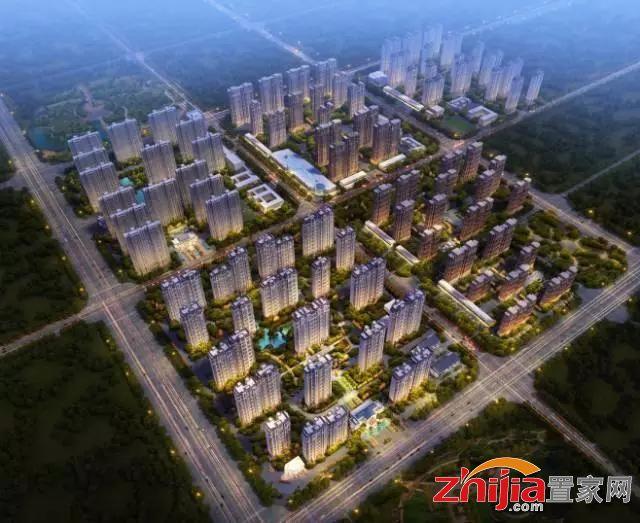东部美的城,300万㎡生态智慧城市,开启邯郸东区美的生活版图!