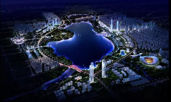 梦湖孔雀城丨瞩目邯郸北城,眺望未来新区