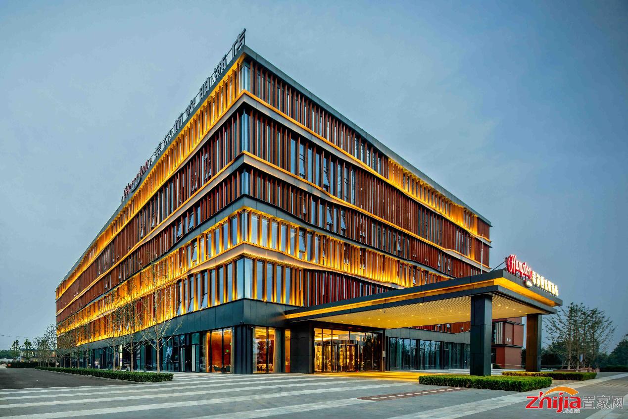 【品牌展播】北京首家希尔顿欢朋酒店盛大开业