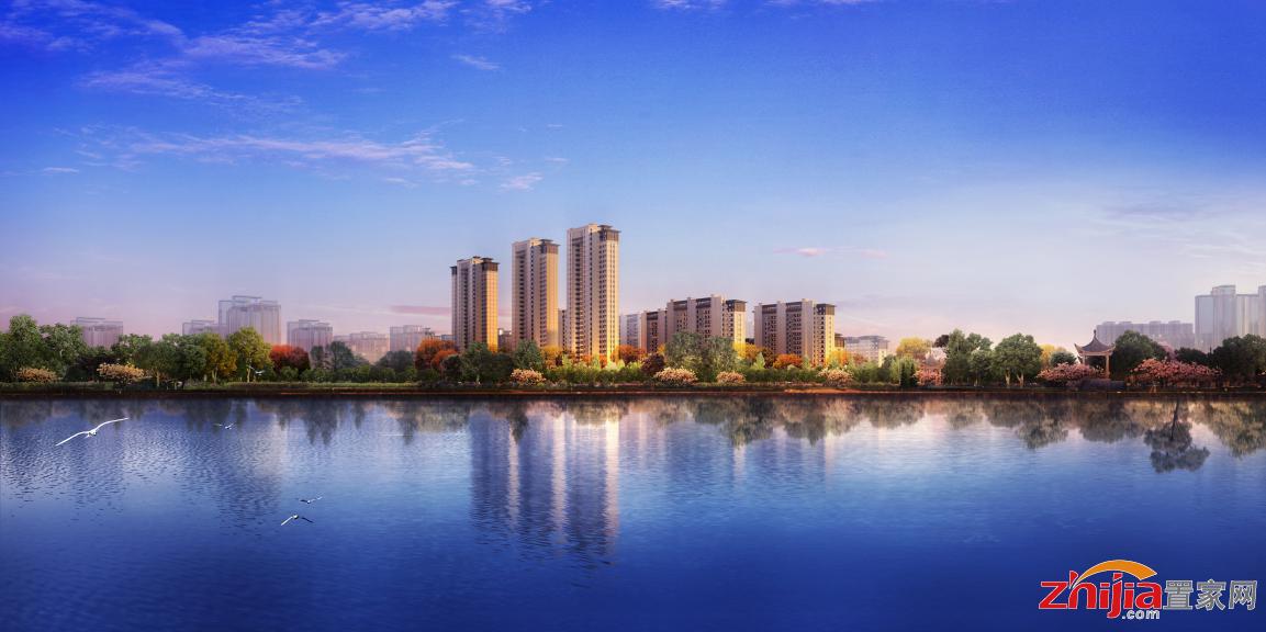 梦湖孔雀城 | 藏湖于城,演绎湖居典范