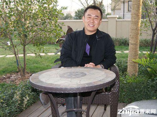 魏永:美达·西山御园 与青山绿水和谐共生的品质墅邸