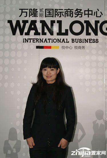 李倩:在地产生涯中绽放美丽的女人