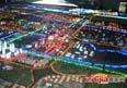 石家庄全景沙盘亮相 全方位演绎城市过去、现在和未来