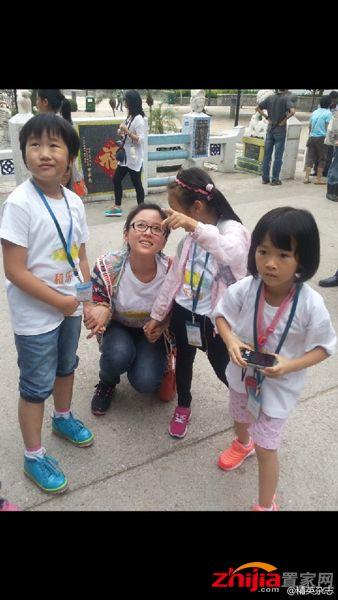 和乐中国 童画美丽家园 两岸三地少儿绘画巡展 2