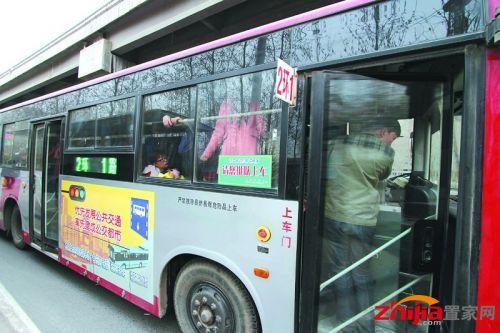 81路公交车路线图-石家庄将优化公交线路缓解等车难
