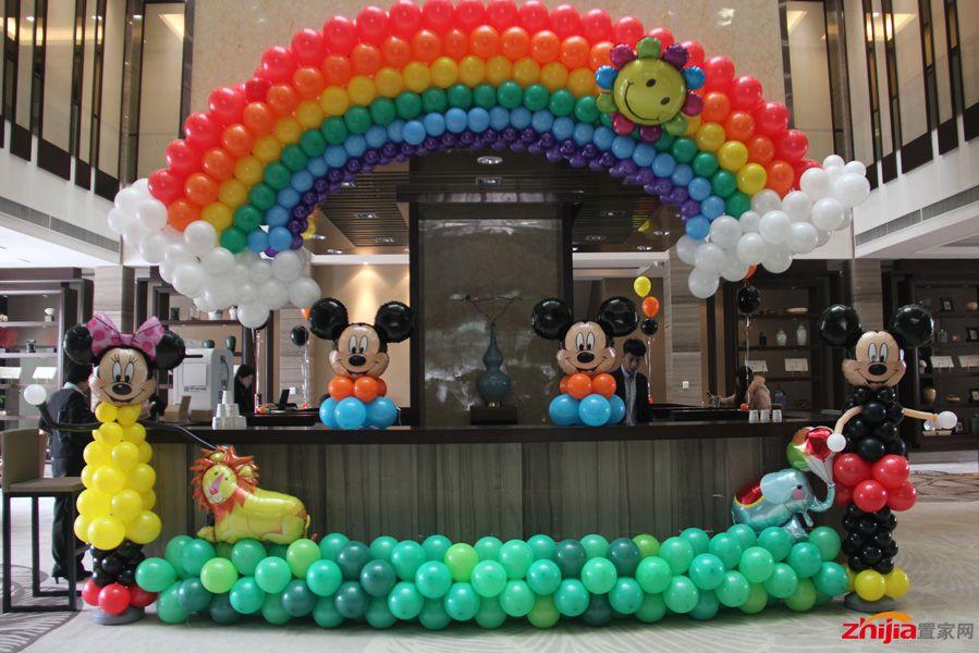 迪士尼气球周末