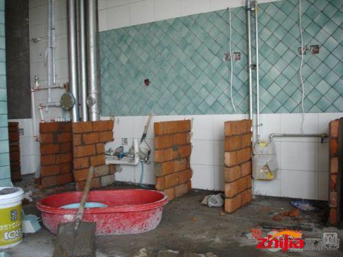 水泥橱柜自己砌,美观实用!操作步骤分享