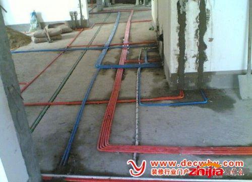 家庭装修时应怎样布置安装电线呢?