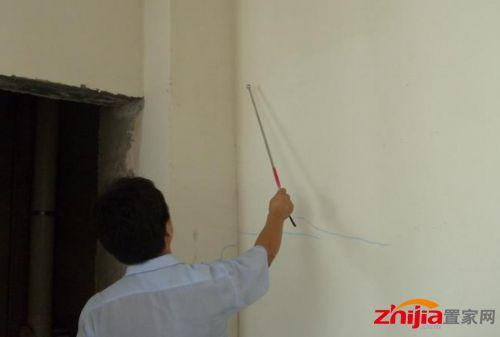 新房墙面验收步骤/方法