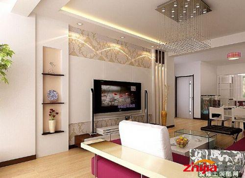 首页> > 装修家居 > 房屋装修 > 客厅电视背景墙如何搭配?