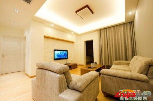 无印良品风格 90平米小三房装修案例分享