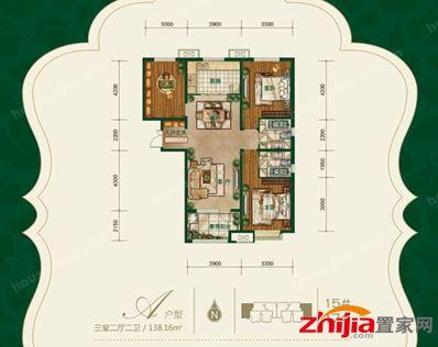 百岛绿城户型精益求精,设计上更加注重居住的舒适性和科学性,无论从