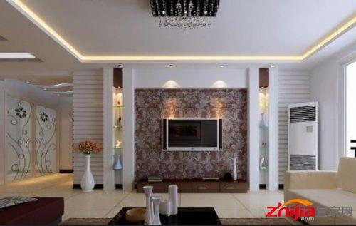 电视背景墙是客厅的亮点,能为家庭装修起到画龙点睛的作用,因此如何