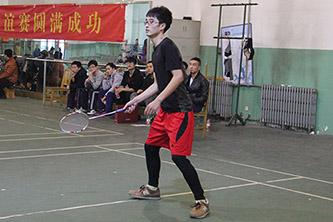 """""""红石杯""""开发区企业羽毛球联谊赛正式启动"""