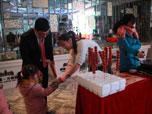 润德·天悦城彩色面人 冰糖葫芦DIY完善举行