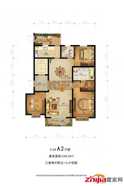 90平米地基2层楼设计图