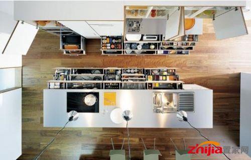 厨房收纳有妙招 教你如何做好厨房收纳