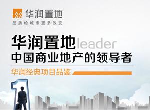 华润置地 中国商业地产的领导者——华润经典项目品鉴