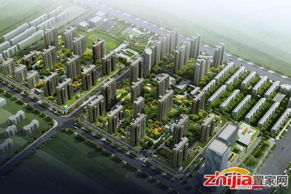 [想象国际]开发区五证实景住宅社区咨询中