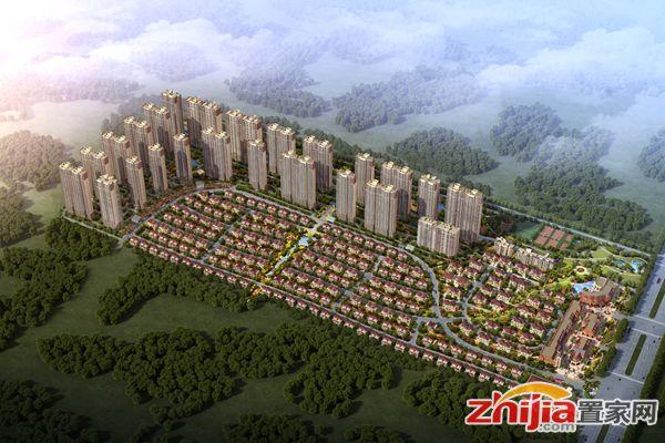 石家庄碧桂园高层预计8月开盘 限量24套美宅
